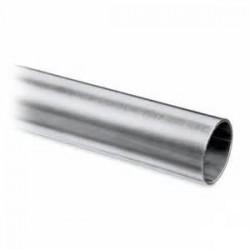 Tube cuivre recuit 2 ml chromé diametre 10 mm